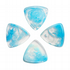 Resin Tones Gypsy Mr Blue Sky 4 Guitar Picks